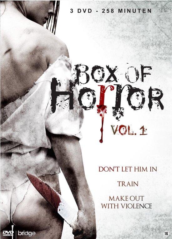 Cover van de film 'Box Of Horror - Volume 1'