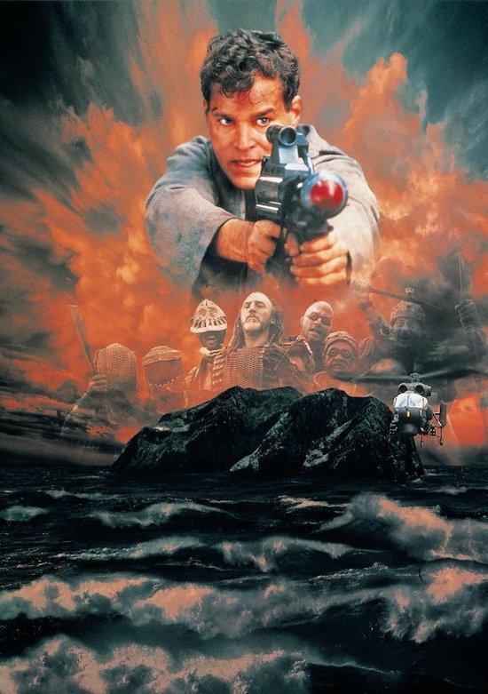 Cover van de film 'Escape From Absolom'