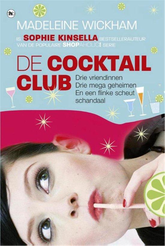 De cocktailclub - Madeleine Wickham pdf epub