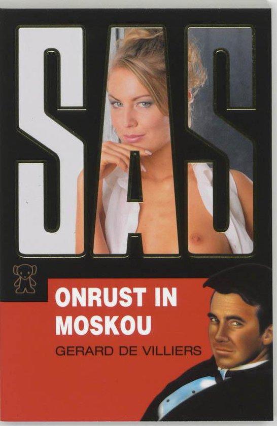 Onrust In Moskou - Gerard de Villiers pdf epub