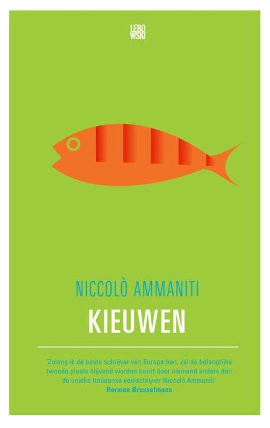 Kieuwen - Niccolo Ammaniti |