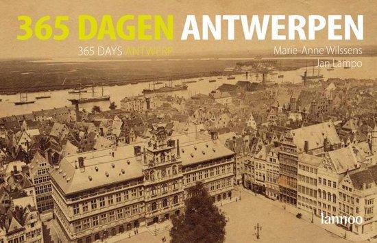 Cover van het boek '365 Dagen Antwerpen'