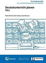 Deutschunterricht Planen