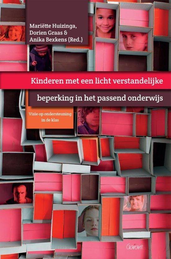 Kinderen met een licht verstandelijke beperking in het passend onderwijs - Mariëtte Huizinga | Fthsonline.com