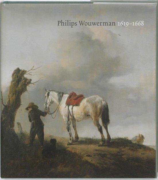 Cover van het boek 'Philips Wouwerman 1619-1688'