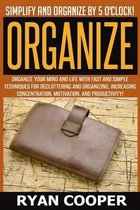 Organize - Ryan Cooper
