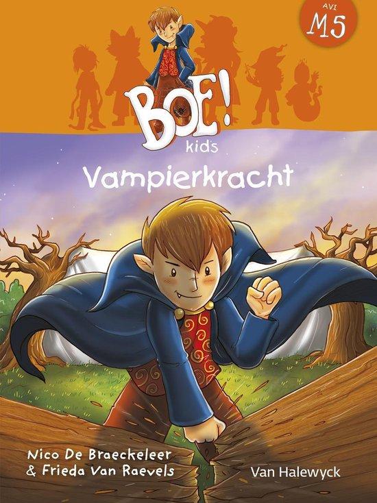 Boe!Kids - Vampierkracht - Nico de Braeckeleer |
