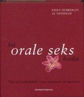 Het orale seks boekje