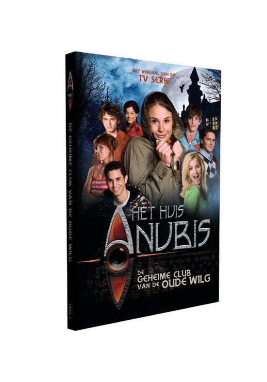 Boek cover Het huis Anubis  -   De geheime club van de oude wilg van Gert Verhulst