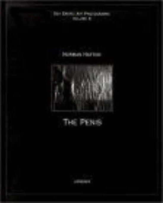 Boek cover The Penis In Contemporary Erotic Art Photography van Norman Hatton (Paperback)