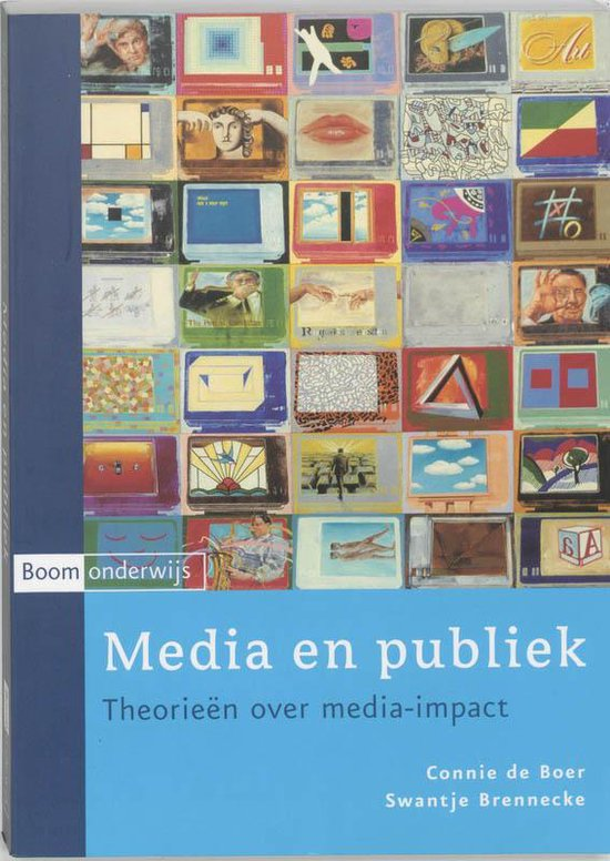 Media en publiek - Connie de Boer |