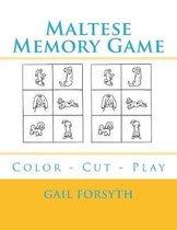 Maltese Memory Game