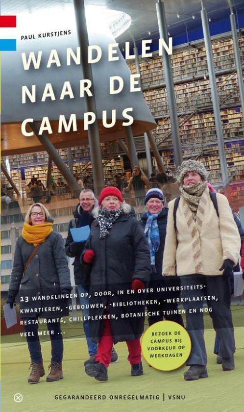 Wandelen naar de campus - Paul Kurstjens pdf epub