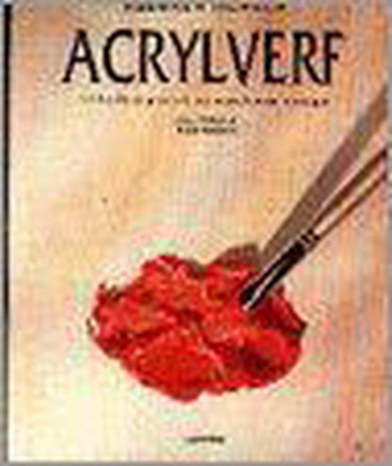 Acrylverf - Nick Harris pdf epub
