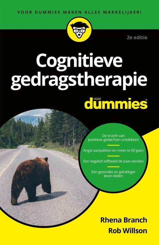 Afbeelding van Voor Dummies - Cognitieve gedragstherapie voor Dummies