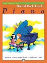 Boek cover AlfredS Basic Piano Library Recital 2 van Willard A Palmer