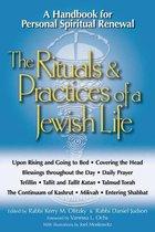 Boek cover The Rituals & Practices of a Jewish Life van Rabbi Kerry M. Olitzky, Rabbi Da