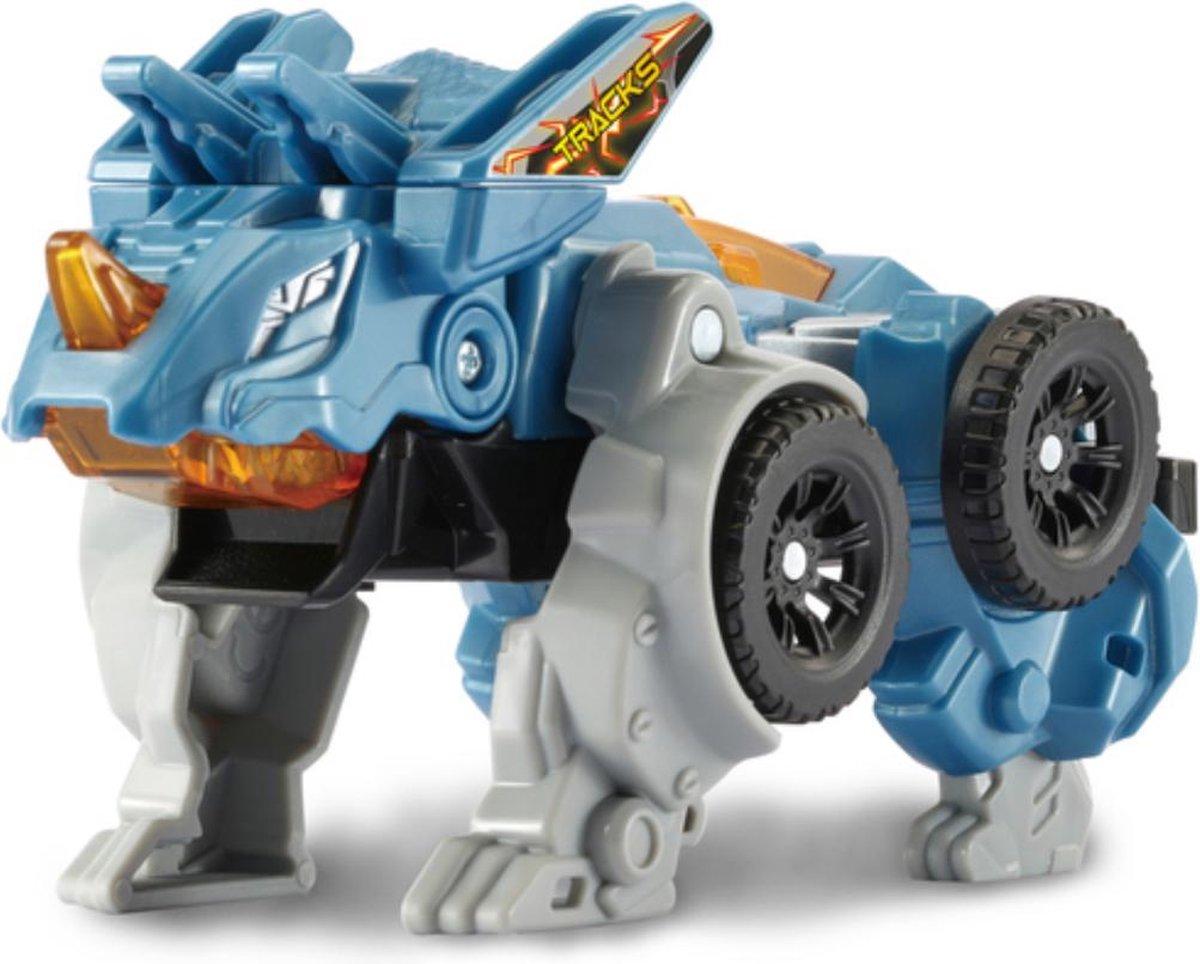 VTech - Switch & Go Dinos Fire - Tracks de Triceratops - Educatief Babyspeelgoed - 4 tot 8 jaar