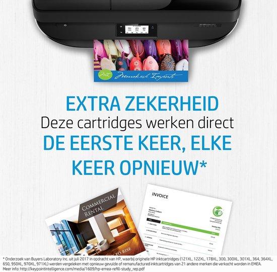 HP 304 - Inktcartridge - Zwart
