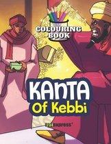 Kanta of Kebbi (Colouring Book)