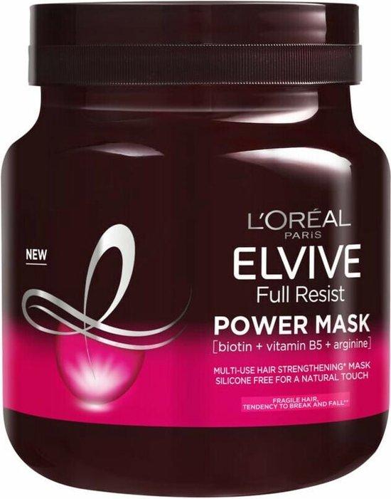L'Oréal Paris Elvive Full Resist Power Haarmasker - 680 ml