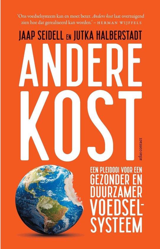 Boek cover Andere kost van Jaap Seidell (Onbekend)