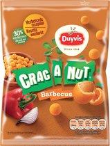 Duyvis nootjes Crac A Nut barbecue - 200 gram