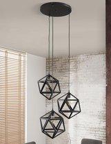 DePauwWonen Hanglamp Mahira + 3 led lampen cadeau