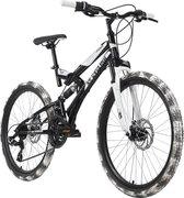 Ks Cycling Fiets Kinderfiets MTB 24 '' Crusher - 41 cm