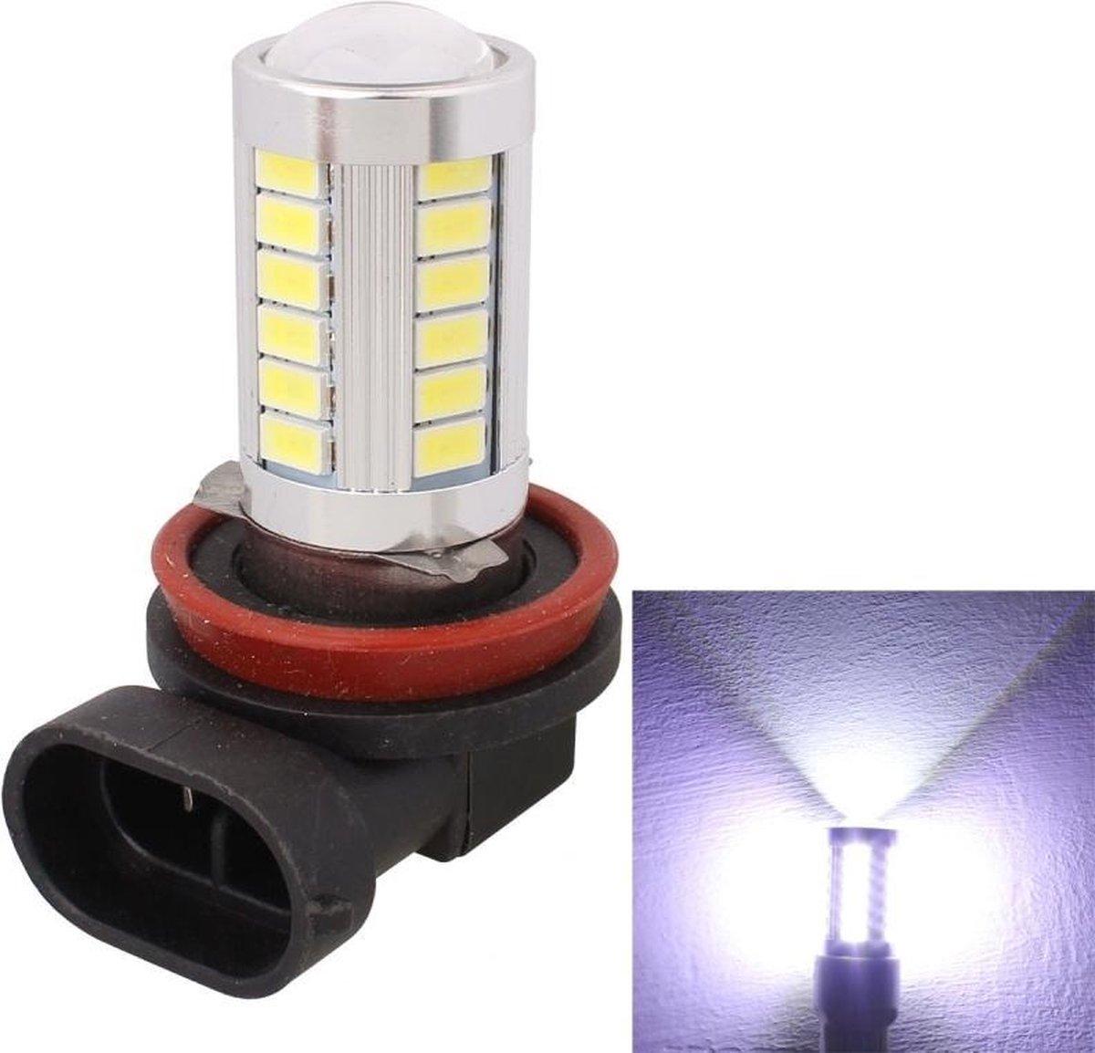 5630 LED SMD auto mistlamp - H8/H11 Fitting - 2 stuks