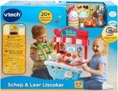 VTech - Schep & Leer IJscokar - Educatief Babyspeelgoed - 2 tot 5 jaar