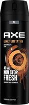 Bol.com-Axe Dark Temptation Bodyspray Deodorant - 6 x 200 ml - Voordeelverpakking-aanbieding