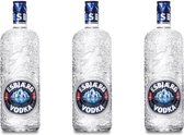 Esbjaerg Vodka - 3 x 100 cl