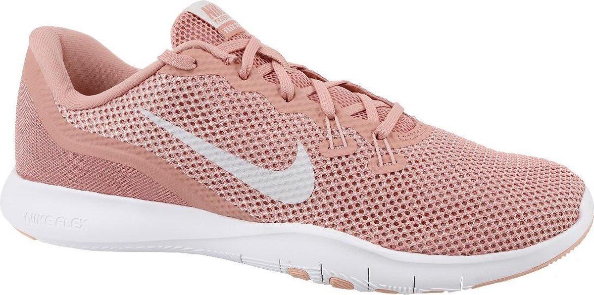 | Nike Flex Trainer 7 Wmns 898479 610, Vrouwen, Roze