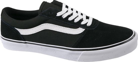 bol.com | Vans Maddie Sneakers - Maat 39 - Vrouwen - zwart/wit