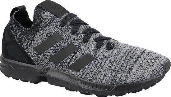 Adidas Originals ZX Flux Primeknit BZ0562, Mannen, Zwart, Sneakers maat: 43  1/3 EU