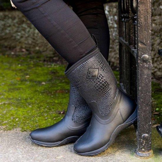 Muck Boot Arctic Weekend Croc Print Outdoorlaarzen Dames - maat 36 s7Z7scqU