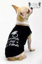Trilly tutti Brilli Honden Tshirt Ciprian