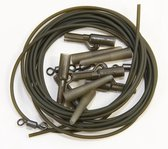 Korda Lead Clip Action Pack Weedy Green (KLCAPW)