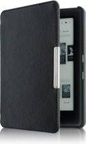 Lunso - Sleepcover voor Kobo Glo, Glo HD, Touch 2.0 - Zwart