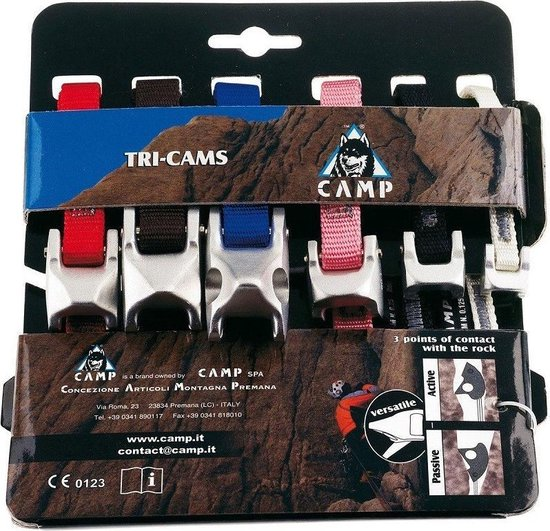Camp Set Tri Cams