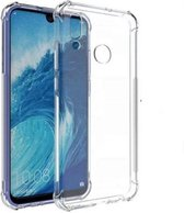 Huawei P Smart 2019 hoes - Anti-Shock TPU Back Cover - Transparant
