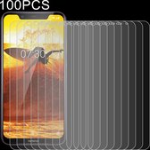 Let op type!! 100 stuks 0 26 mm 9H 2.5D explosieveilige getemperd glas Film voor Nokia 8.1