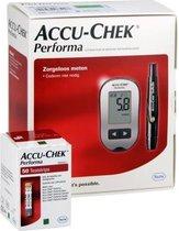 Accu Chek Performa Bloedglucosemeterset + 50 teststrips