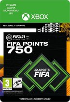 750 FUT Punten - FIFA 21 Ultimate Team - In-Game tegoed – Xbox One/Series Download - NL