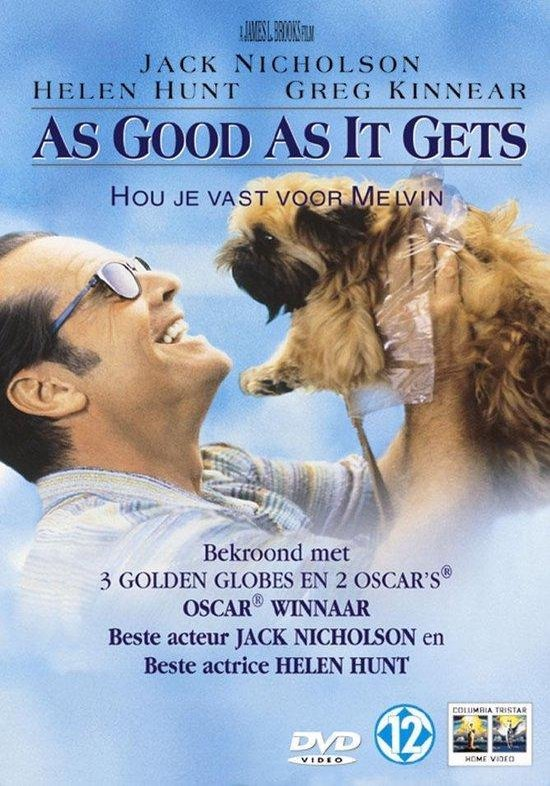 Cover van de film 'As Good As It Gets'