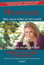 Menopauze Alles Wat Je Dokter Je Niet Vertelt - Boek