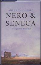 Boek cover Nero en Seneca van Anton van Hooff