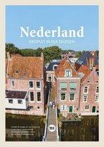 Nederland reisgids - Leuke stadjes & natuur - Eropuit in elk seizoen + inclusief app