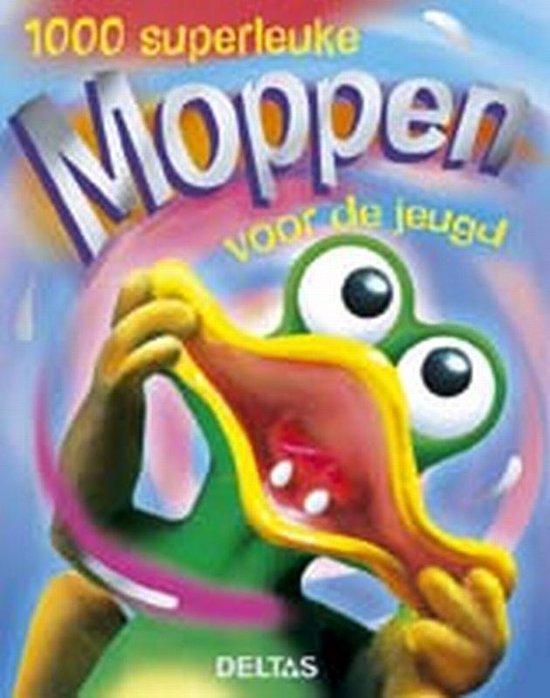Cover van het boek '1000 superleuke moppen voor de jeugd' van  Onbekend